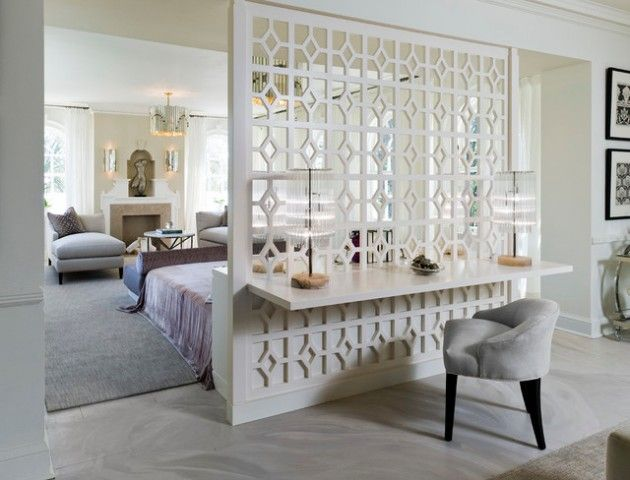 23 Clever Design Ideas Of Space Dividers For More Privacy In The