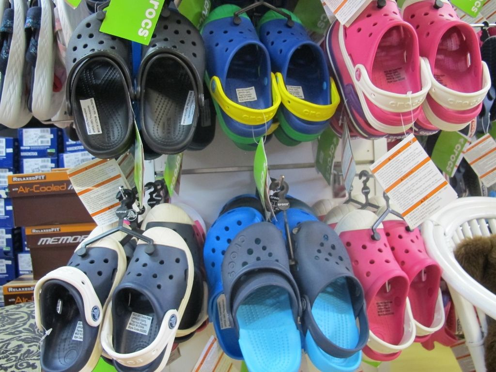 Croc clogs for kids - lots of different