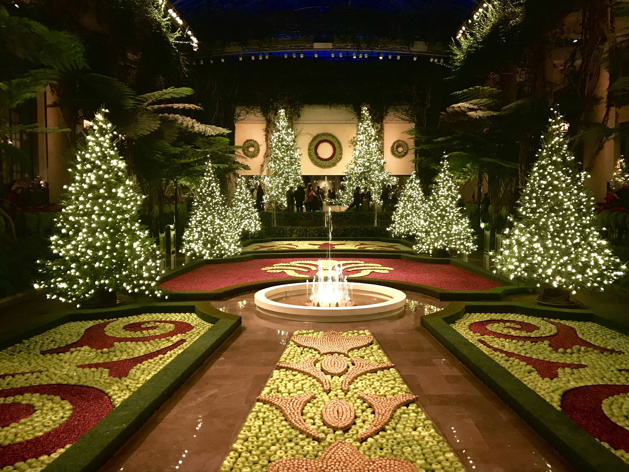 Longwood Gardens Christmas 🎄 | Xmas