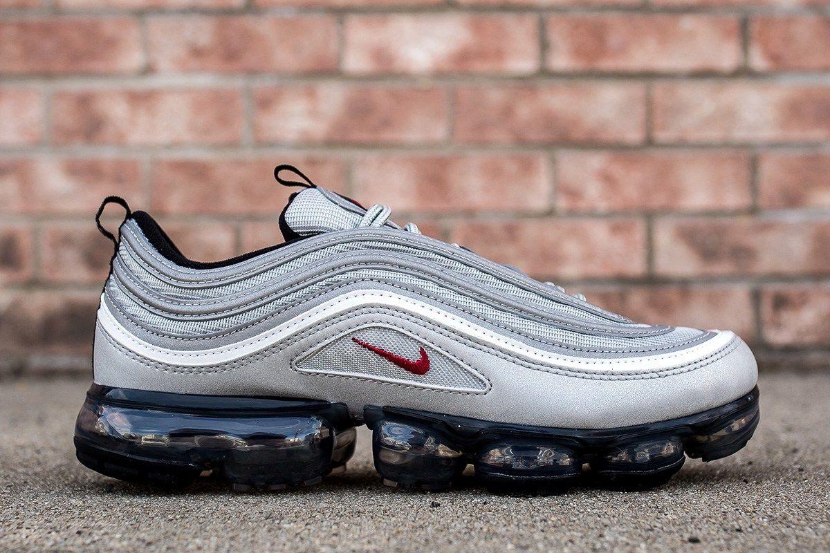 Nike Air Vapormax 97 Silver Bullet Releasing In The Us Eu Kicks Sneaker Magazine