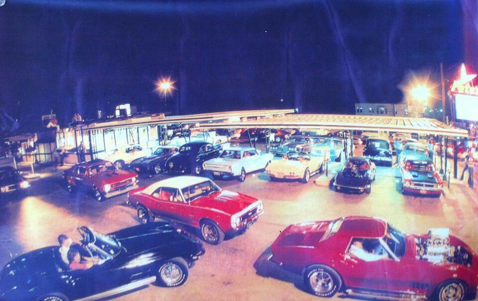 Peters drive inn only in kansas city will u find classic cars food ...
