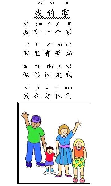 我的家 Google 搜索 Chinese Language Learning Chinese Words