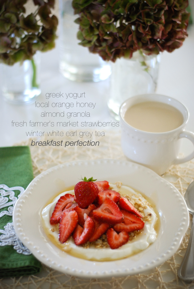 Breakfast perfection
