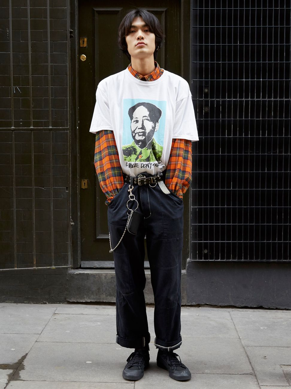 3664c34e5ccd9 Takuro Wears - T-Shirt by Stussy