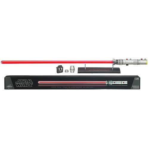 Star Wars Star Wars Force Fx Darth Maul Lightsaber With Removable Blade For Only 109 48 With Images Darth Maul Lightsaber Darth Maul Lightsaber