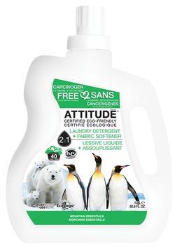 Attitude Laundry Detergent 35 Loads Citrus Zest 35 5 Fl Oz