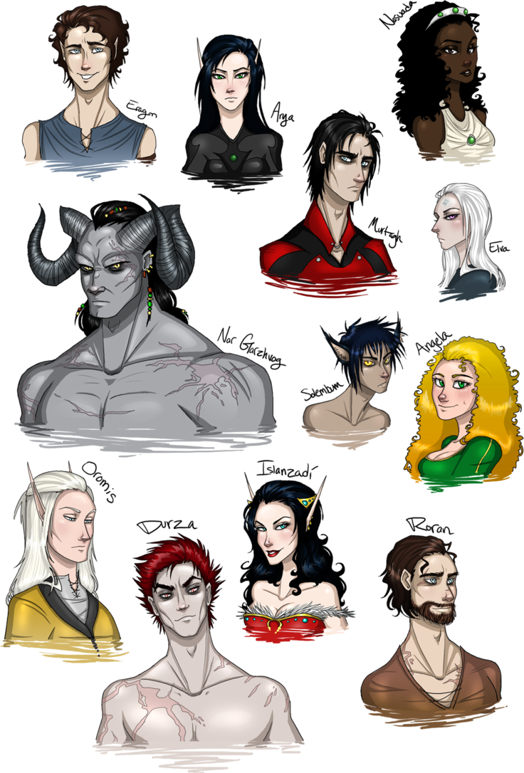 Characters from Eragon...They are perfect!!♥ | Eragon ...