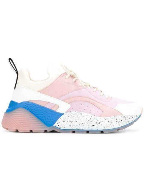 new concept d69f3 7af84 Shop Stella McCartney chunky sole sneakers   On my wish list   Pinterest