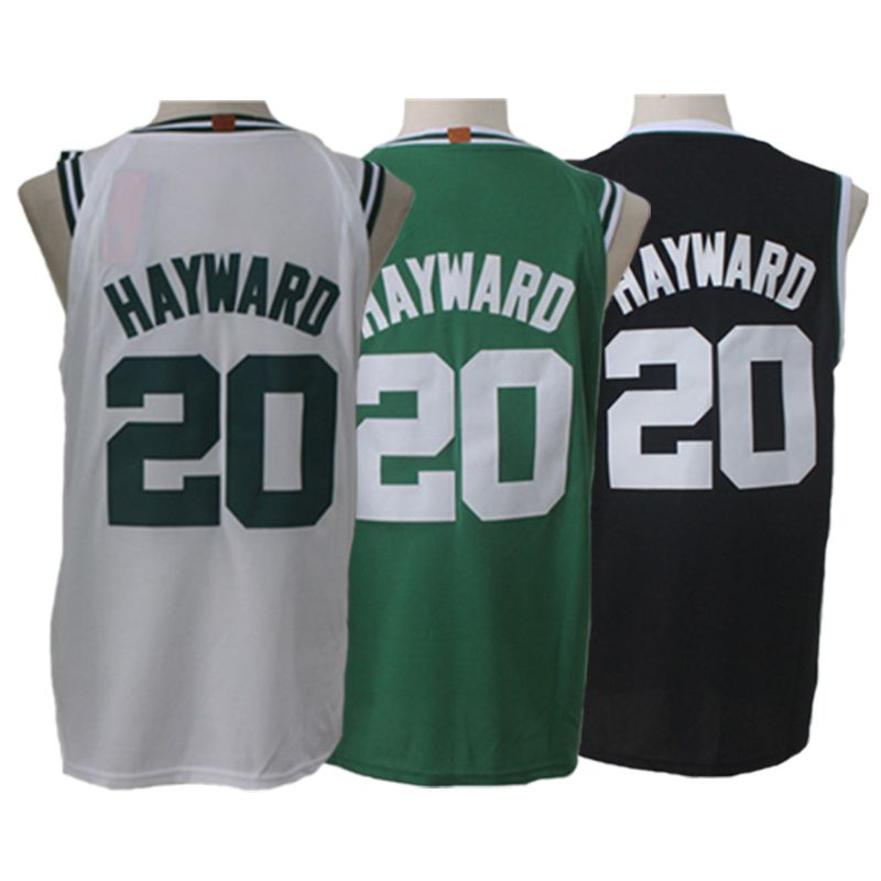 best sneakers f351d e5d35 CHEAP NBA New 17-18 Boston Celtics Gordon Hayward Basketball ...