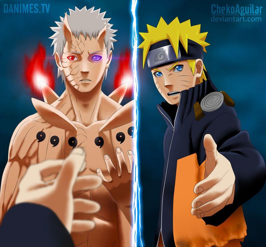Naruto Manga 653: You can stop running by ChekoAguilar | Naruto, Anime,  Naruto and sasuke