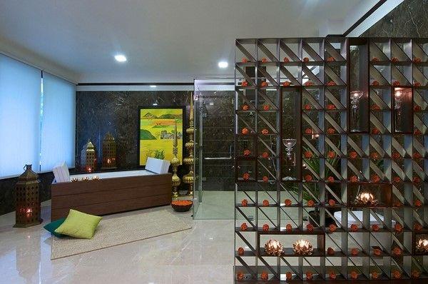 Elegante Innenausbau   Deko   Ideen   Badezimmer   Exklusive Haus Dekor