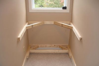 The Yellow Cape Cod 31 Days Of Building Character Nooks Remodel Bedroom Desk Nook Computer Nook
