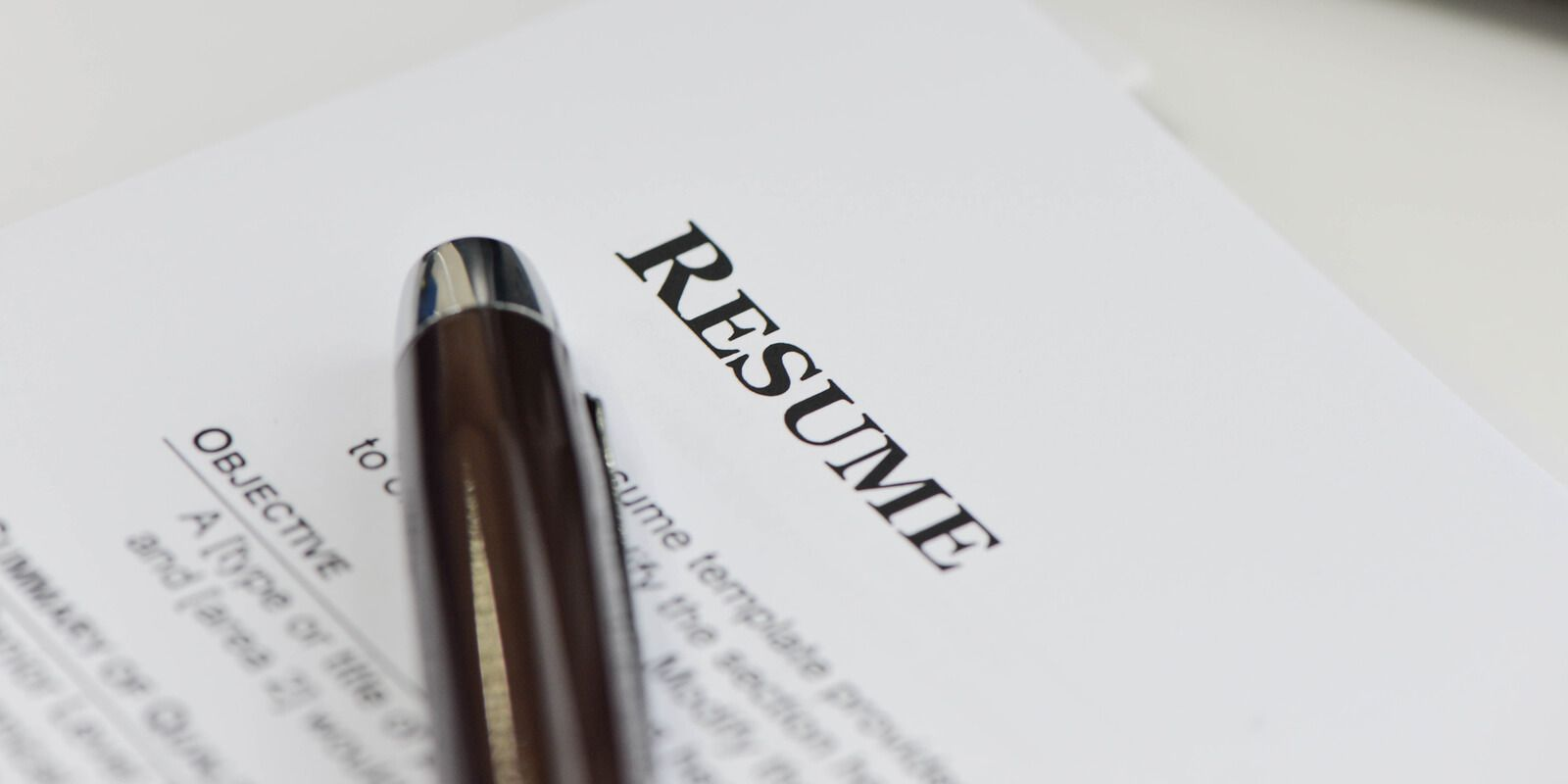 do you still need a paper resume