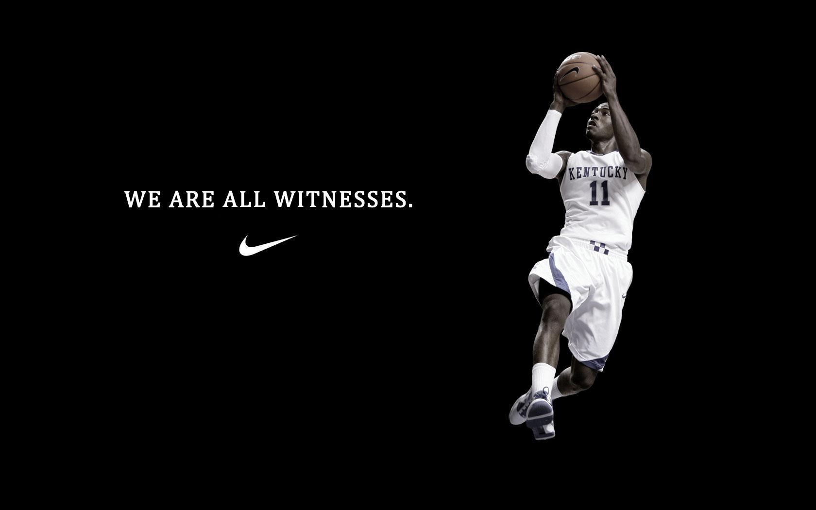 Cool Basketball Black And White: Download Nike Logo Wallpaper Basketball HD Desktop #8927