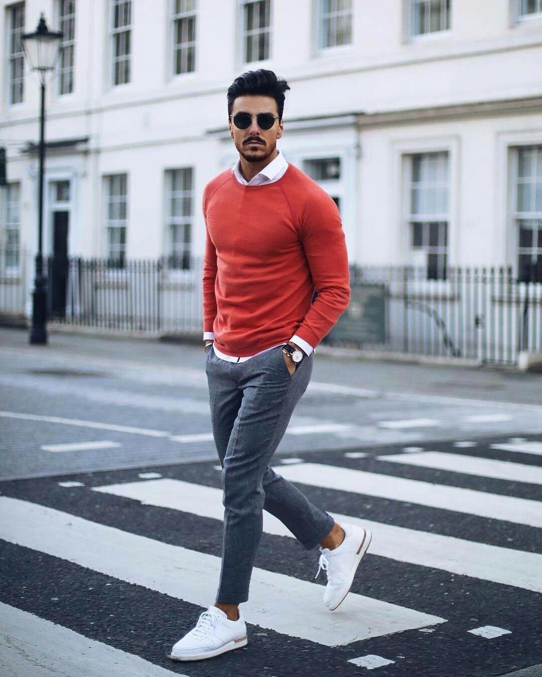 Men style fashion look clothing clothes man ropa moda para hombres outfit  models moda masculina urbano urban estilo street  Mensoutfits a0a622ba2e0