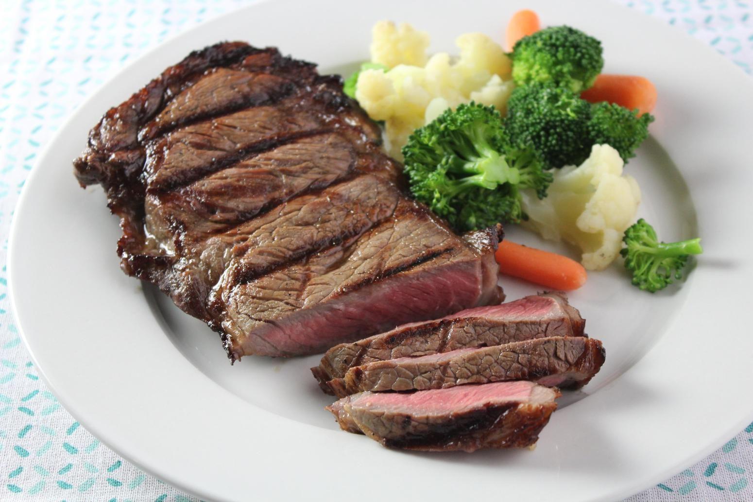 Lisa's Grilled Steaks Recipe Grilled steak recipes