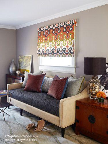Two Tone Sofa Design Ideas Pictures Remodel And Decor Sofa Design Interior Design Decor