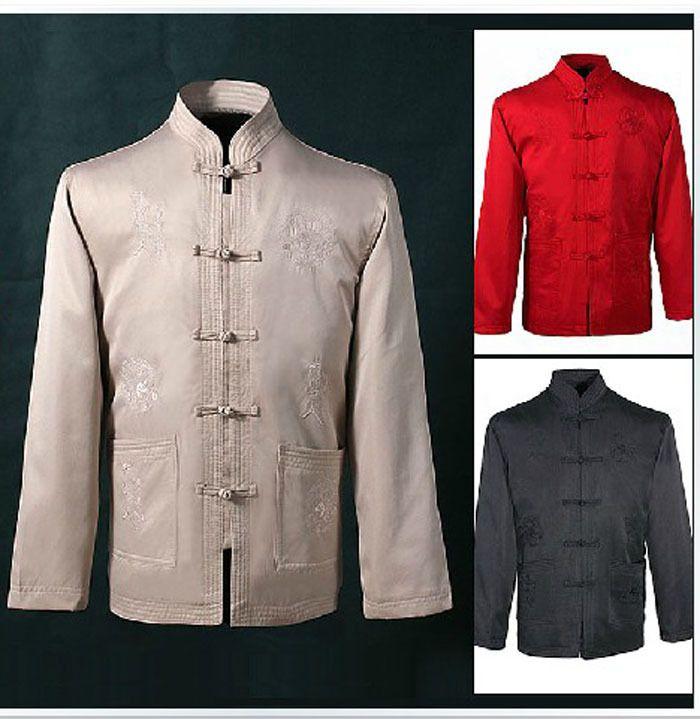 Aliexpress.com   Buy Men tang suit 5121d2482e30
