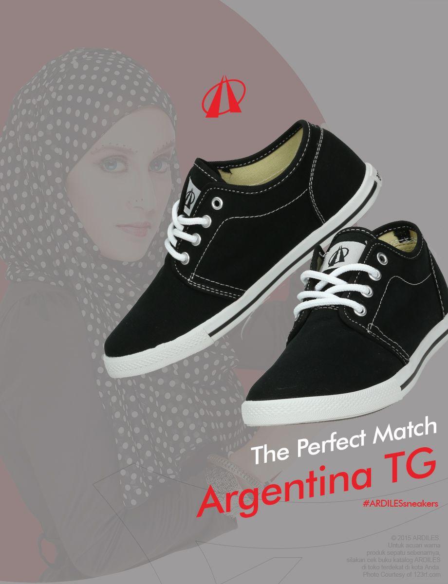 Ardiles Sneakers Lovers Banyak Ragam Fashion Hijab Tapi Pernah