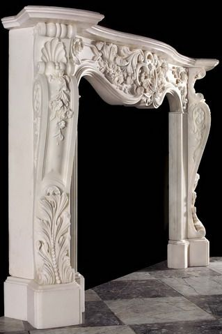 antique marble fireplace mantels. Antique Marble French fireplace Mantel  California New York