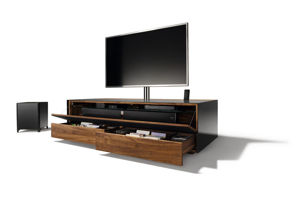 Special Interior Partitioning In Our Home Entertainment Furniture Provides Sufficient Space For All Standard Soundbar System Mobilier De Salon Meuble Tv Meuble