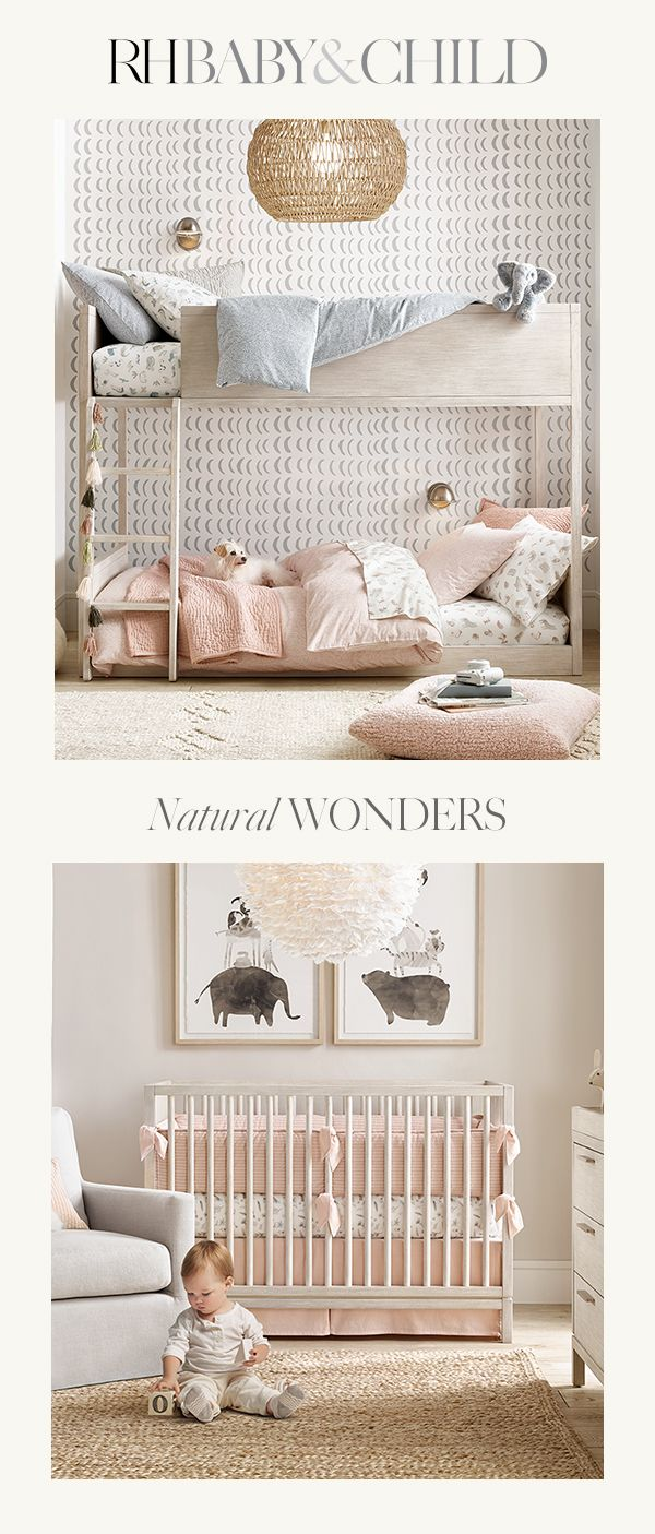 Add A Relaxed Touch To The Nursery Or Bedroom With Gently Weathered  Furnishings, Textural Bedding And Nature Inspired Décor. Shop This Su2026