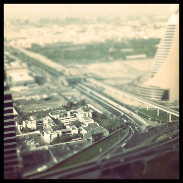 #dubai from up above