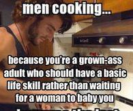 Men Cooking...