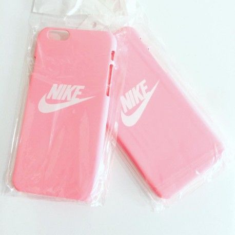 coque nike iphone 6 rose