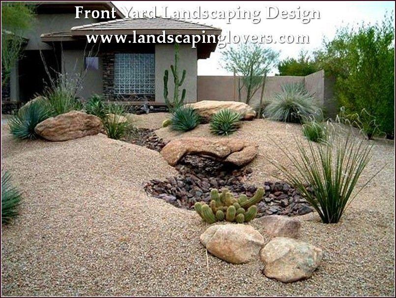 Inexpensive Desert Landscape Ideas