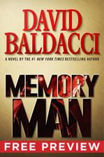Memory Man - Free Preview (first 8 chapters)