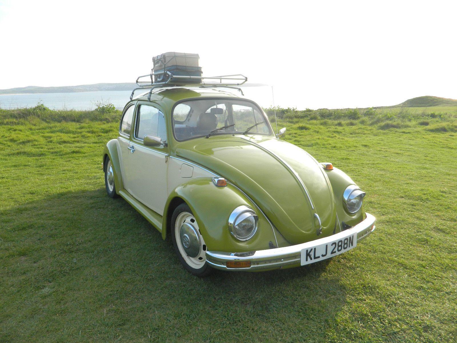 Classic VW Beetle 1975   Vw beetles, Beetles and Vw