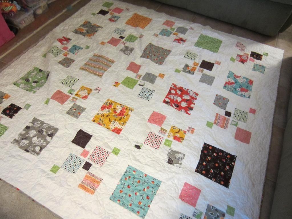 Flea Market Impromptu Quilts Craftsy Pinterest Quilt Modern