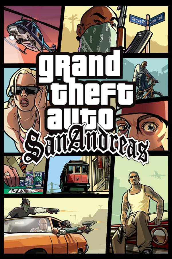 Grand Theft Auto San Andreas in 2020 San andreas gta