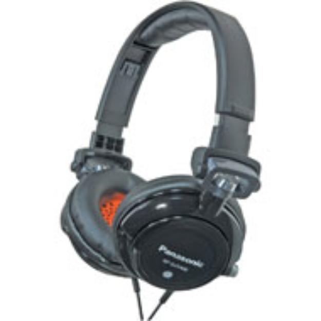 I'm learning all about Panasonic DJ Street Model Headphones Black DSV at @Influenster!