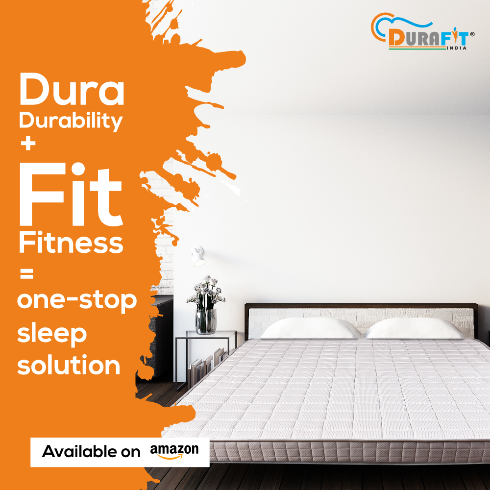 Story of a lifetime, Durafit - your one stop sleep solution. . . . . . #durafit #india #fitness #dur...