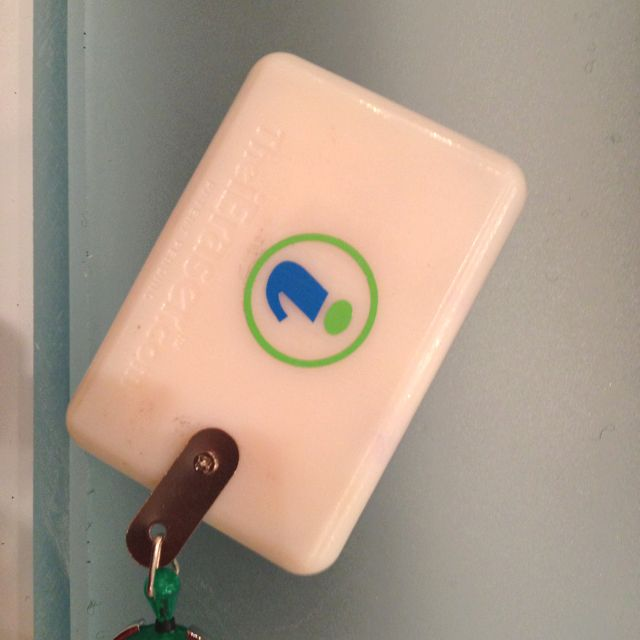iEraser  makes easy work of cleaning your phone or tablet screen-- no chemicals required.