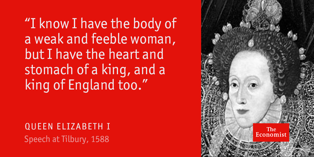 Elizabeth I ascended the English throne on November 17th 1558