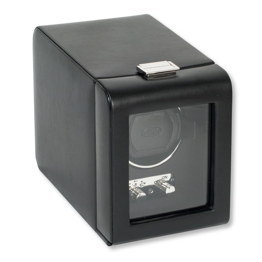 Single Watch Winder with Cover