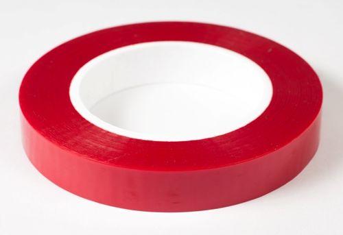 Red Polyester Masking Tapes Masking Tape Tapes Mask