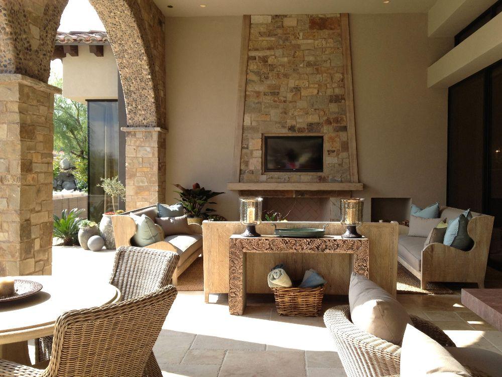 natural instincts interior design natural instinctdesert homespalm - Interior Design Palm Desert