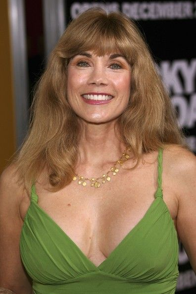 The 67-year old daughter of father (?) and mother(?), 160 cm tall Barbi Benton in 2018 photo