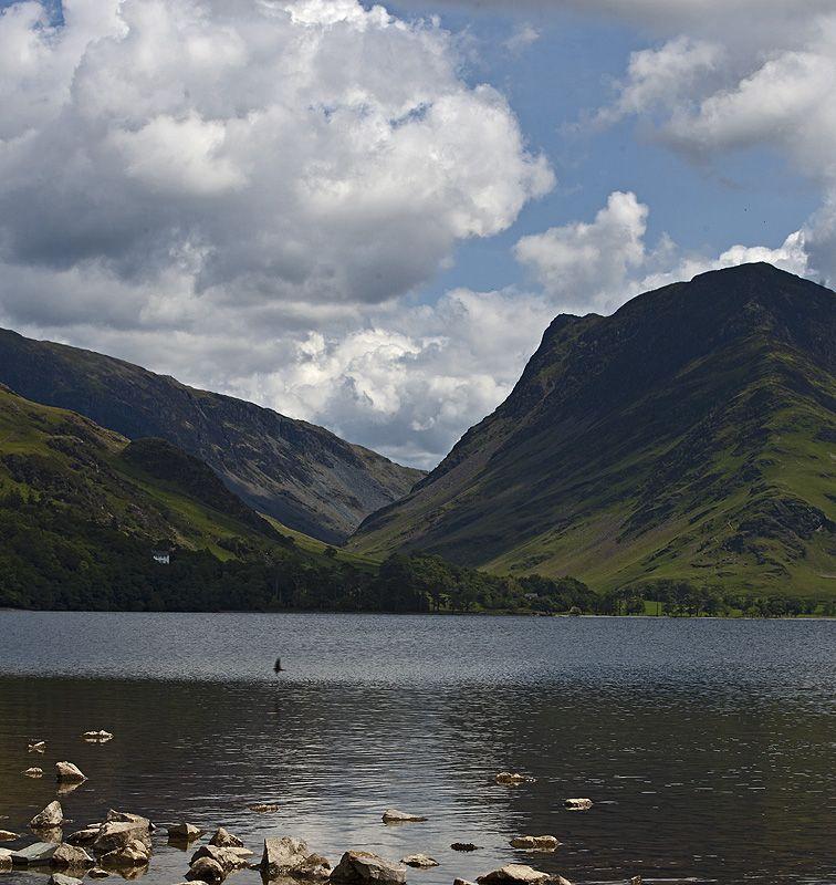Buttermere Lake - Buttermere, Cumbria, England Copyright: Rich Beghin