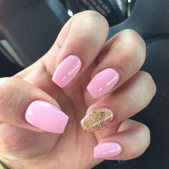 30 simple  artistic nail art ideas  belle nails acrylic