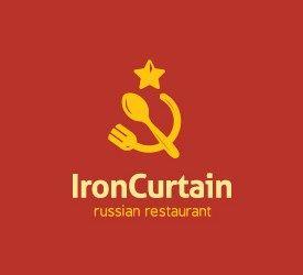 25 Awesome Restaurant Logos Design Reviver Web Design Blog Restaurant Logo Design Logo Restaurant Flat Logo Design Inspiration