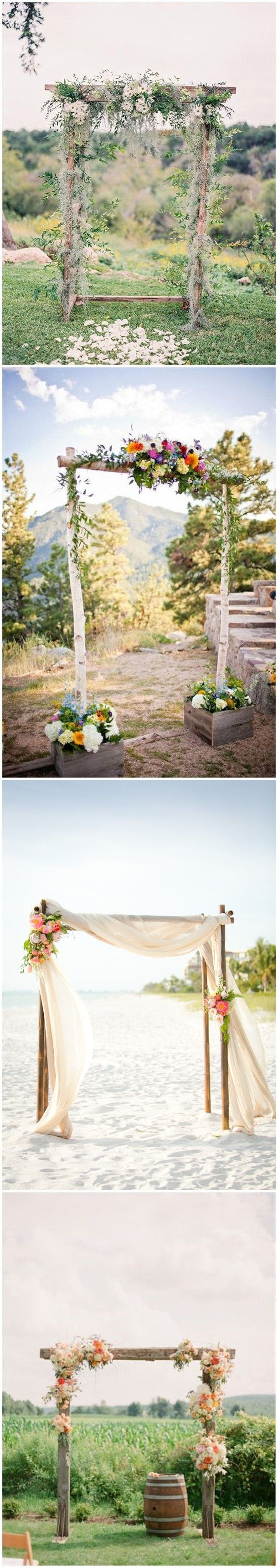 20 diy floral wedding arch decoration ideas floral wedding 20 diy floral wedding arch decoration ideas floral wedding decoration and weddings junglespirit Image collections