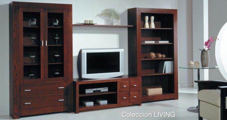 780 414 sala pinterest - Modulos para televisores ...