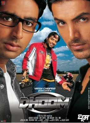 Dhoom (2004) Bollywood Movie Watch Online Free! | Movie | Hindi