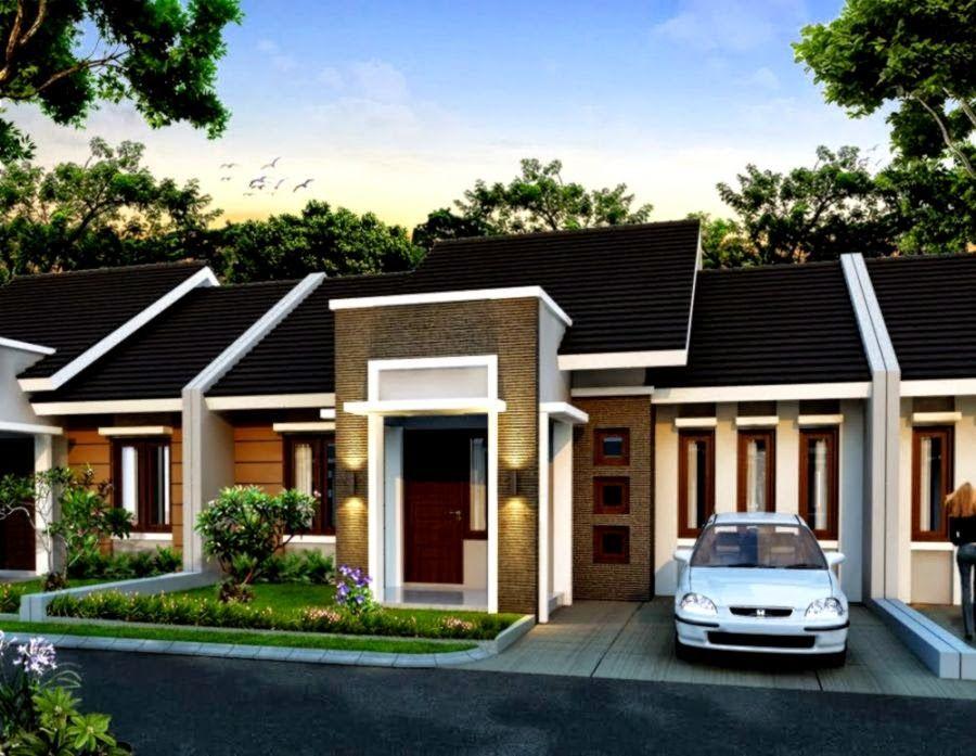 Model Rumah 2014 Design Rumah Minimalis Minimalist House Design House Paint Design Modern House Design
