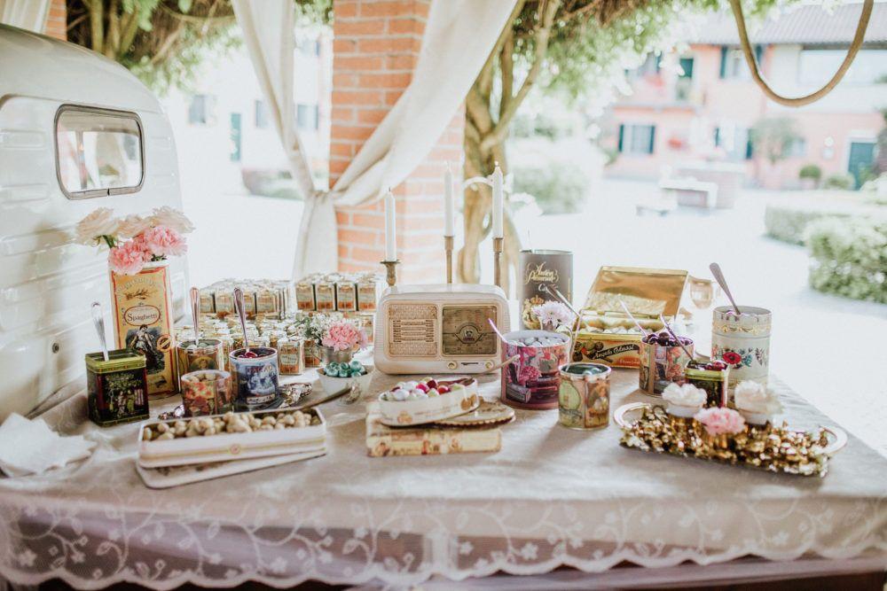 Come Allestire Confettata Vintage Matrimonio Matrimonio Personalizzato Wedding Planner
